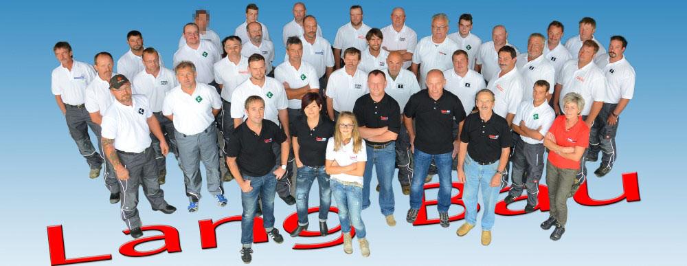 Das Team von Lang Bau