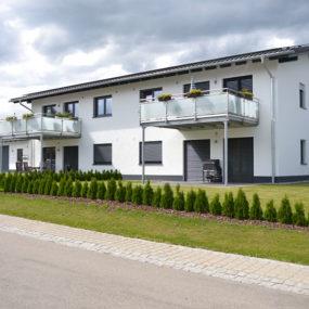 Vierfamilienhaus in Waldkirchen