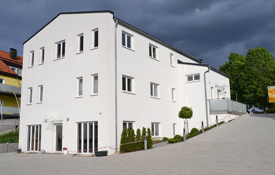 Lang-Bau GmbH - Aerztehaus Freyung 2