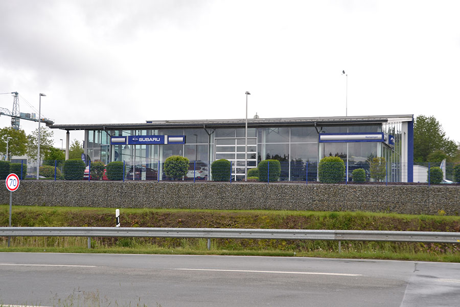 Lang-Bau GmbH - Auto Kempinger 2
