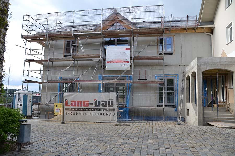 Lang-Bau GmbH - Baeckerei Eberle Freyung 1