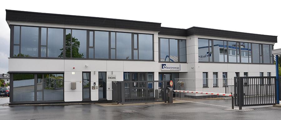 Lang-Bau GmbH - Electrovac Salzweg 1
