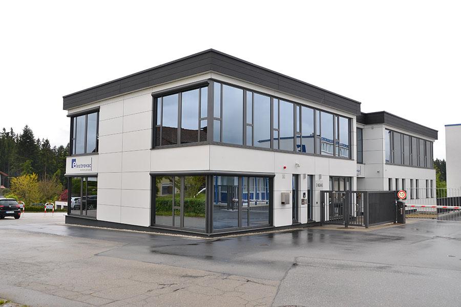 Lang-Bau GmbH - Electrovac Salzweg 2