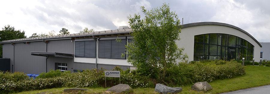Lang-Bau GmbH - Euromed Passau 1