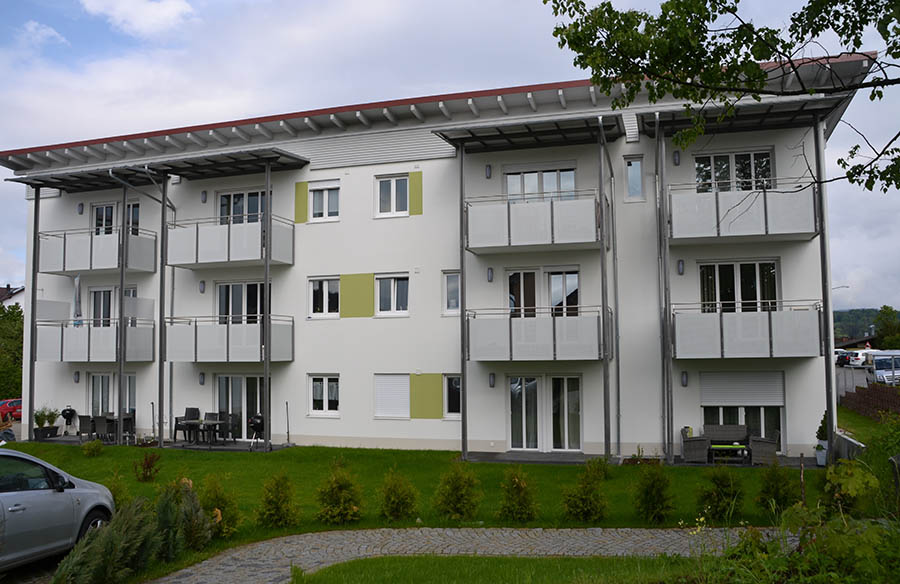 Lang-Bau-GmbH - Mehrfamilienhaeuser Hauzenberg1-2
