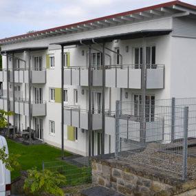 2 Mehrfamilien- Wohnhäuser Hauzenberg