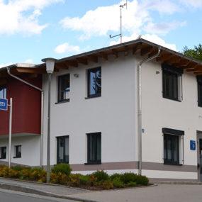 Lang-Bau GmbH - Polizeistation Waldkirchen