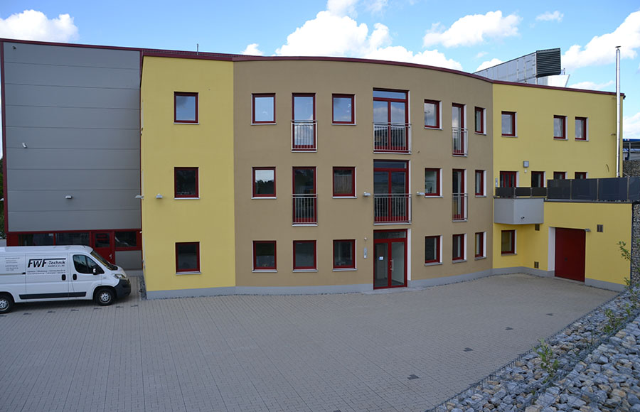 Lang-Bau GmbH - Schamp Kunststofftechnik GmbH
