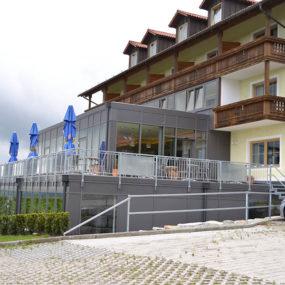 Lang-Bau GmbH - Wellnesshotel Obermueller 1