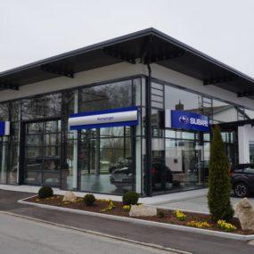 Auto Kempinger - Lang Bau GmbH